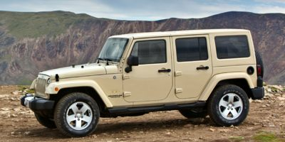 2014 JEEP WRANGLER UNLIMITED 5-SPEED AUTOMATIC (W5A580) INCLU