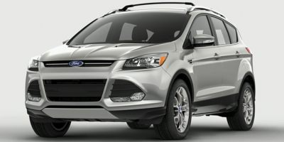 2014 FORD Escape 4x2 SE 4dr SUV 2 Seatback Storage Pockets 3 12V DC Power Outlets 4-Way Passenger