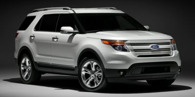 2014 FORD Explorer 4x2 Limited 4dr SUV 2 Seatback Storage Pockets 4 12V DC Power Outlets 4 12V DC