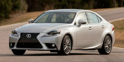 2014 LEXUS IS 250 Electronic 6-Speed Ect-I Automat Electronic 6-Speed Ect-I Automatic 25L V6 DOHC