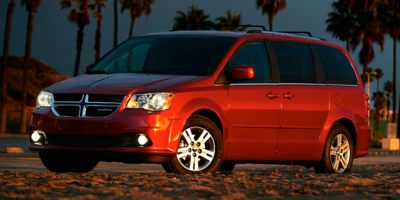 2014 DODGE GRAND CARAVAN 6-Speed AT 36L V6 Cylinder En 6-Speed AT 36L V6 Cylinder Engine Fro