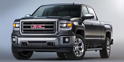 2014 GMC SIERRA 1500 2WD CREW CAB SLE 6-speed at 53l 8 cylinder engine rear wheel drive bluet