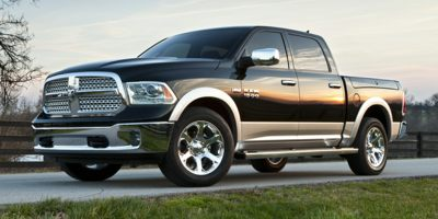 2014 RAM 1500 57L 8 Cylinder Engine Rear Whe 57L 8 Cylinder Engine Rear Wheel Drive Cruise Con