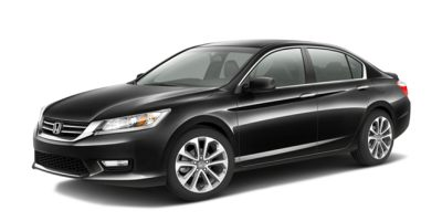 2014 HONDA ACCORD SPORT CVT SEDAN Continuously Variable WSport Mode 24L 16-Valve DOHC i-VTEC I-