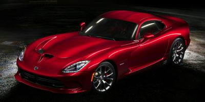 2014 DODGE SRT VIPER 6-Speed Manual Tremec 84l v10 6-Speed Manual Tremec 84l v10 sfi STD Rea