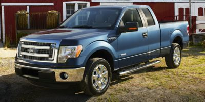 2014 FORD F-150 4x2 FX2 4dr SuperCab Styleside 65 ft SB Adjustable Steering Wheel Flex Fuel Capa