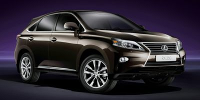 2014 LEXUS RX 350 6-Spd Sequential Shift Auto Ect 6-Spd Sequential Shift Auto Ect-I 35L 6-Cyli