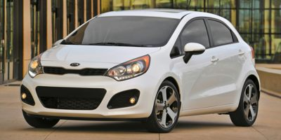 2014 KIA RIO 6-Speed Automatic WH-Matic 16 6-Speed Automatic WH-Matic 16L GDI 16-Valve 4-Cyli