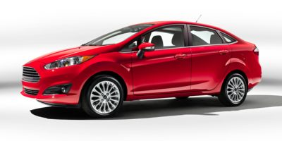 2014 FORD FIESTA SEDAN SE 5-Speed Manual 16l ti-vct i-4 Front-Wheel Drive 60-40 Folding Bench