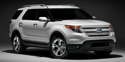 2014 FORD EXPLORER FWD XLT 6-Speed Selectshift Automatic 35L V6 Cylinder Engine Front-Wheel Dri