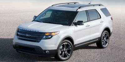 2014 FORD EXPLORER 4WD SPORT 6-Spd Selectshift Automatic Tr-Cg 35L V6 EcoBoost Automatic Full