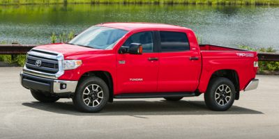 2014 TOYOTA TUNDRA 2WD CREWMAX SHORT BED 46L SR5 Electronic 6-Speed Automatic WOD 46L V8 DOHC