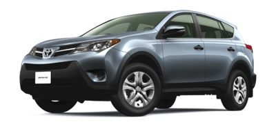 2014 TOYOTA RAV4 FWD XLE 6-Speed Automatic 25L DOHC 4-Cylinder wDual VVT-i Front-Wheel Drive