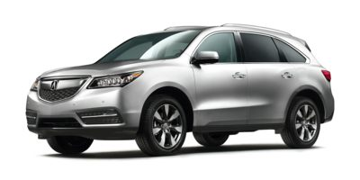 2014 ACURA MDX FWD WITH ADVANCE AND 6-Speed Automatic 35L 24V SOHC i-VTEC V6 Front-Wheel Drive