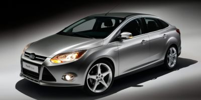 2014 FORD FOCUS SEDAN SE 5-Speed Manual 20L 4 Cylinder Engine Front-Wheel Drive 6-Way Driver S