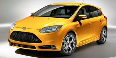 2014 FORD FOCUS HATCHBACK ST 6-Speed Manual 20L GTDI EcoBoost Front-Wheel Drive 6-Way Driver S