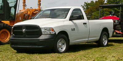 2014 RAM 1500 2WD REGULAR CAB 64 FT BOX SPORT 8-speed automatic 8hp70 57l v8 hemi mds vvt re