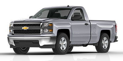 2015 CHEVROLET SILVERADO 1500 2WD REGULAR CAB 6-Speed Automatic Electronically Controlled With OD