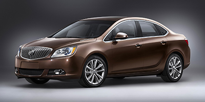 2015 BUICK VERANO SEDAN CONVENIENCE GROUP 6-Speed Automatic Electronically Controlled With OD ec