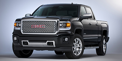 2015 GMC SIERRA 1500 4WD CREW CAB DENALI 6-Speed Automatic Electronically Controlled With OD And