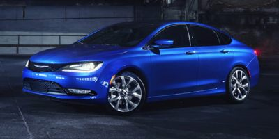 2015 CHRYSLER 200 9-Speed 948Te Automatic 24l i4 9-Speed 948Te Automatic 24l i4 multiair STD