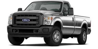 2015 FORD Super Duty F-250 4x2 XL 2dr Regular Cab 8 ft LB Pickup 2 12V DC Power Outlets 3 Person
