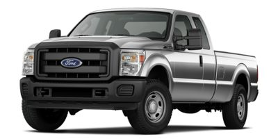 2015 FORD Super Duty F-250 4x4 Lariat 4dr SuperCab 8 ft LB Pickup Tow Hitch Tow Hooks Adjustable