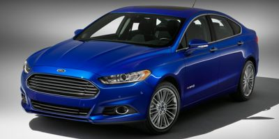 2015 FORD Fusion Hybrid  2 Seatback Storage Pockets 3 12V DC Power Outlets 5 Person Seating Capac