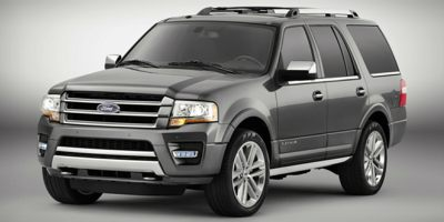 2015 FORD Expedition EL  3 12V DC Power Outlets 6-Way Power Driver Seat -inc Power Height Adjustm