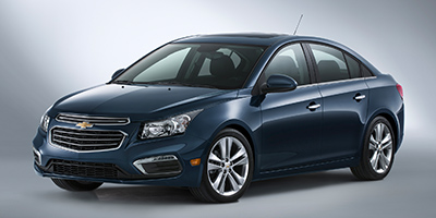 2015 CHEVROLET CRUZE SEDAN 2LT 6-Speed Automatic Electronically Controlled With OD ecotec turbo