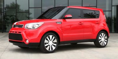 2015 KIA SOUL 6-Speed Automatic 20L 4 Cylind 6-Speed Automatic 20L 4 Cylinder Engine Front-Whe