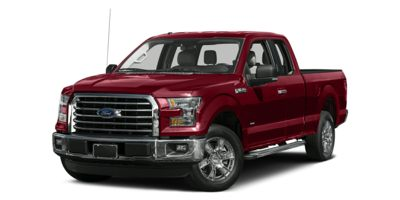 2015 FORD F-150 4x2 XL 4dr SuperCab Styleside 8 ft LB Adjustable Steering Wheel Flex Fuel Capabil