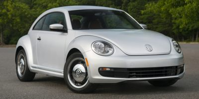 2015 VOLKSWAGEN BEETLE COUPE AUTOMATIC 18T CLASSIC 6-Speed Automatic 18L 4 Cylinder 170 HP Fro