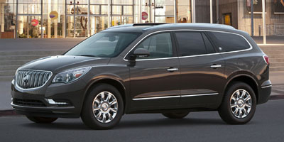 2016 BUICK ENCLAVE LEATHER FWD 6- Speed Automatic Electronically Controlled With OD 36l variabl