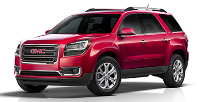 2016 GMC ACADIA FWD SLE-2 6-Speed Automatic 36l sidi v6 Front wheel drive Reclining front buck