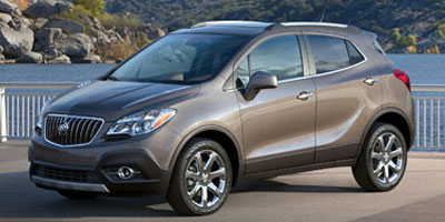 2016 BUICK ENCORE CONVENIENCE FWD 6-Speed Automatic Electronically-Controlled With OD ecotec tur