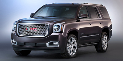 2016 GMC YUKON DENALI 4WD DENALI 8-Speed Automatic 62l ecotec3 v8 All-wheel drive Seats Seats