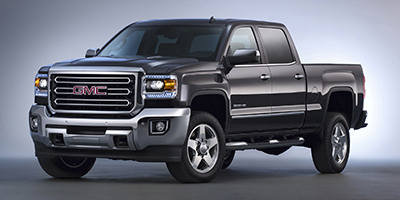 2016 GMC SIERRA 2500HD CREW CAB STANDARD BOX Allison 1000 6-Speed Automatic Electronically Contro