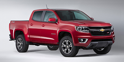2016 CHEVROLET COLORADO CREW CAB SHORT BOX 6-Speed Automatic Hmd 6L50 Standard On Crew Cab Mode