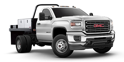 2016 GMC SIERRA 3500HD 4WD REGULAR CAB 1375 Allison 1000 6-Speed Automatic Electronically Control