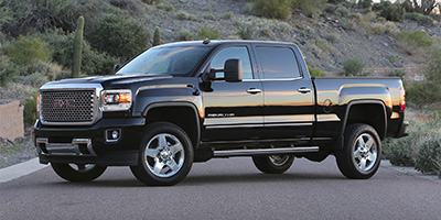 2016 GMC SIERRA 3500HD CREW CAB LONG BOX Allison 1000 6-Speed Automatic Electronically Controlled