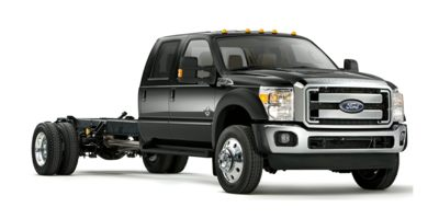 2016 FORD SUPER DUTY F-350 DRW CHASSIS CAB 2WD CREW CAB 176 WB 60 CA Torqshift 6-Speed Automatic