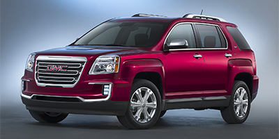 2016 GMC TERRAIN FWD SLE-1 6-Speed Automatic 24l dohc 4-cylinder sidi spark ignition direct inj