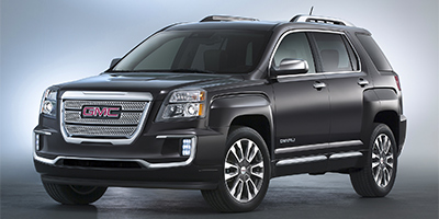 2016 GMC TERRAIN FWD DENALI 6-Speed Automatic 36l v6 sidi spark ignition direct injection Fro