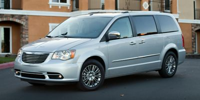 2016 CHRYSLER TOWN  COUNTRY WAGON TOURING 6-Speed Automatic 62Te 36L V6 24V VVT Flex Fuel Fron