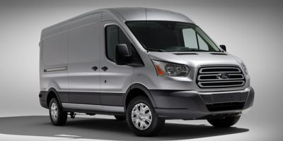 2016 Ford Transit Cargo Van T-250 130 Med Rf 9000 GVWR Sliding RH Dr