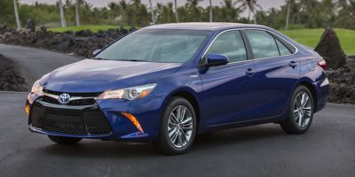 2016 TOYOTA CAMRY HYBRID XLE 1-Speed CVT wOD GasElectric I-4 25 L152 Front-Wheel Drive Fron