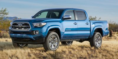 2016 TOYOTA TACOMA LIMITED 6-Speed Automatic wOD Regular Unleaded V-6 35 L211 Part-Time Four-