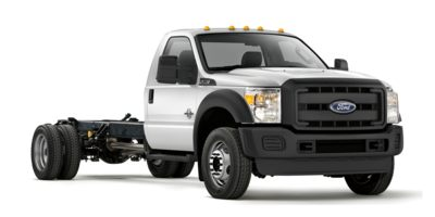 2016 Ford Super Duty F-350 DRW Chassis Cab XL #G1875 Spring