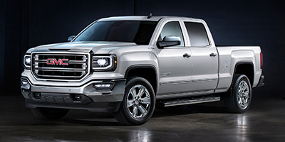 2016 GMC SIERRA 1500 CREW CAB SHORT BOX 6-Speed Automatic Electronically Controlled 53l ecotec3